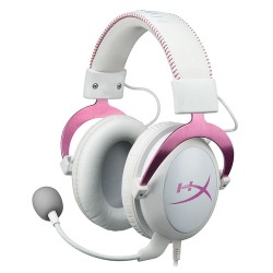 Casque Micro HyperX Gaming Pink Cloud 2