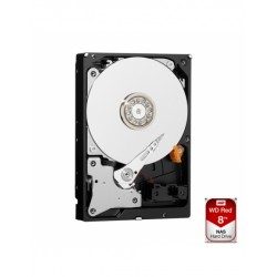 "Western Digital 3.5"" Red 8To SATA 6"
