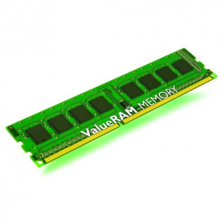 Mémoire DDR3 1600 MHz 8Go (1x8G) Kingston
