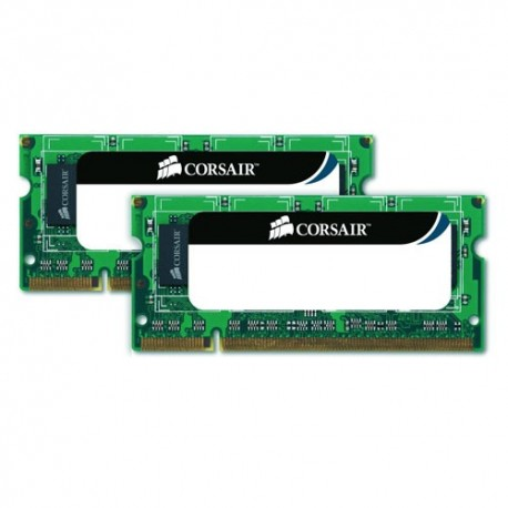 Mémoire SO-DIMM DDR3 1333 MHz 8Go (2x4G) Corsair