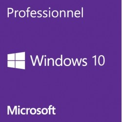 Microsoft Windows 10 Pro Edition 64 Bits