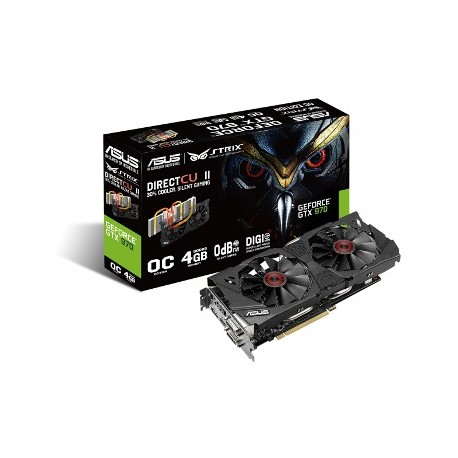 Asus Geforce GTX 970 4Go