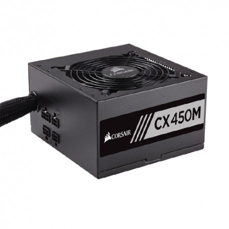Corsair 450W CX450M BUILDER SERIES 80+ Bronze
