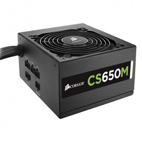 Corsair 650W CS650M BUILDER SERIES 80+ Gold Modular