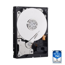 Western Digital 2.5 Blue 750Go SATA 3