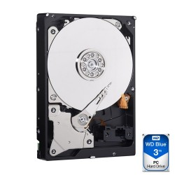 "Western Digital 3.5"" Blue 3To SATA 3"