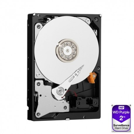 Western Digital 3.5 Purple 2To SATA 6