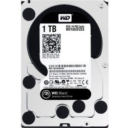 Western Digital 3.5 Black 1To SATA 6