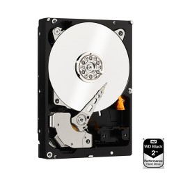 Western Digital 3.5 Black 2To SATA 6