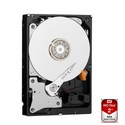 Western Digital 3.5 Red 2To SATA 6