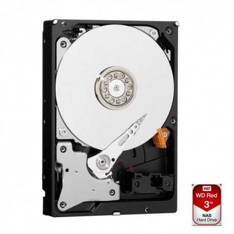 Western Digital 3.5 Red 3To SATA 3