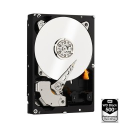 Western Digital 3.5 Black 500Go SATA 6