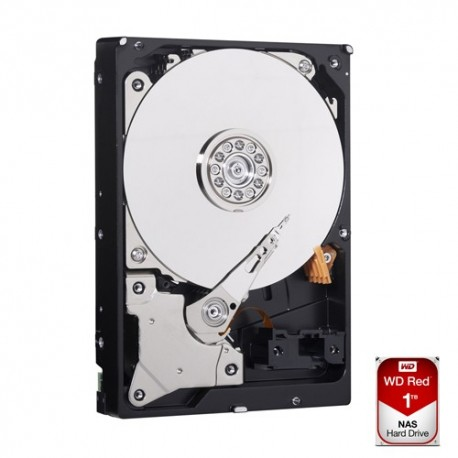 Western Digital 3.5 Red 1To SATA 3